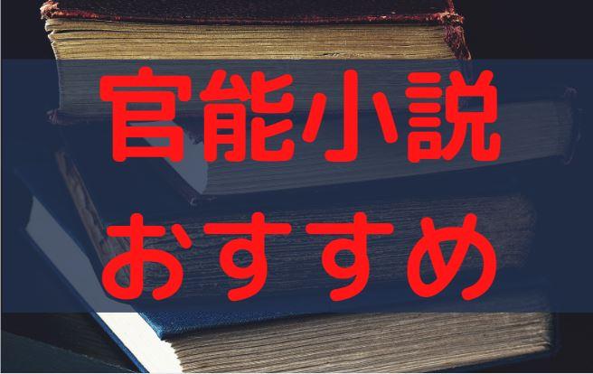 官能小説 おすすめ